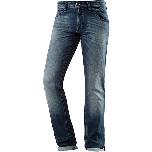 Tommy Hilfiger Scanton Slim Fit Jeans Herren used washed denim