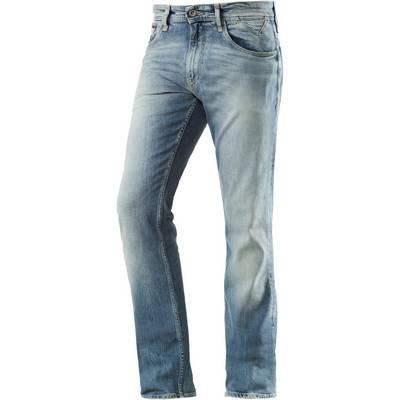 Tommy Hilfiger Ryan Straight Fit Jeans Herren light washed denim