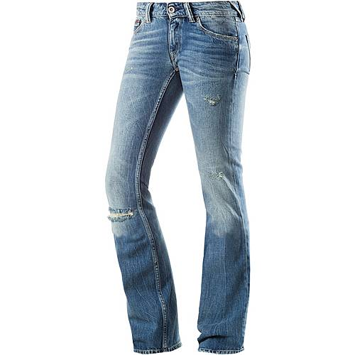 Tommy Hilfiger Sophie Bootcut Jeans Damen blue denim