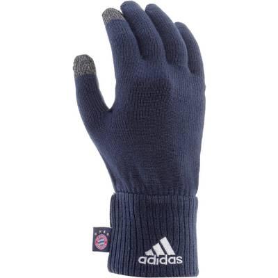 adidas FC Bayern Fingerhandschuhe collegiate navy