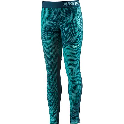 Nike Tights Kinder TURBO GREEN/SPACE BLUE/LIGHT AQUA