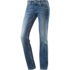 Pepe Jeans Saturn Straight Fit Jeans Damen denim
