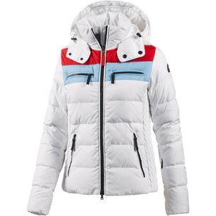 Bogner Fire + Ice Lela Skijacke Damen white