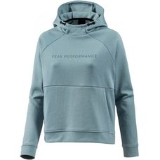 Peak Performance Pulse Hoodie Damen dustier blue