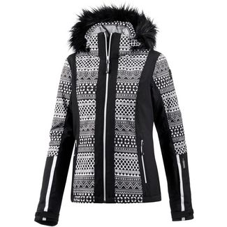 ICEPEAK Nancy Skijacke Damen black