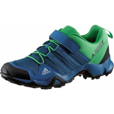adidas Terrex AX2R CF Wanderschuhe Kinder blau/grün