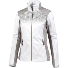 ICEPEAK Candy Fleecejacke Damen optic white
