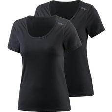 Odlo Cubic Unterhemd Damen ebony grey