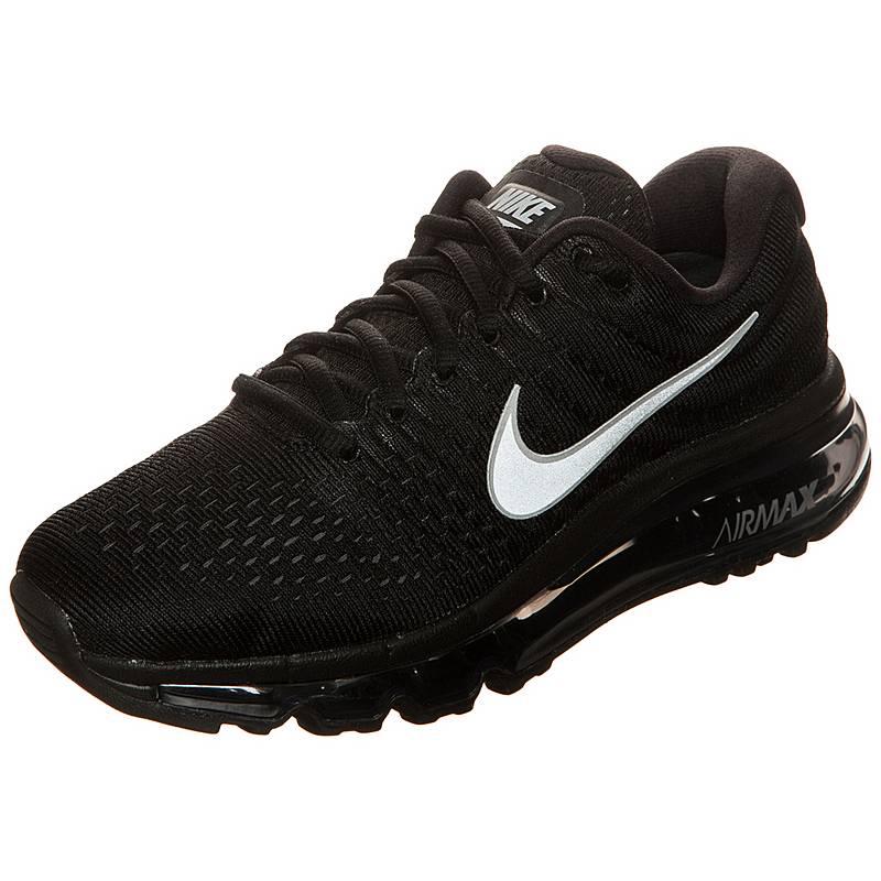 buy online 614d4 7b793 Nike Air Max 2017 Laufschuhe Damen schwarz  anthrazit