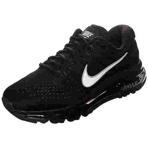 separation shoes 6a085 f7b8a Nike Air Max 2017 Laufschuhe Damen schwarz / anthrazit im Online ...