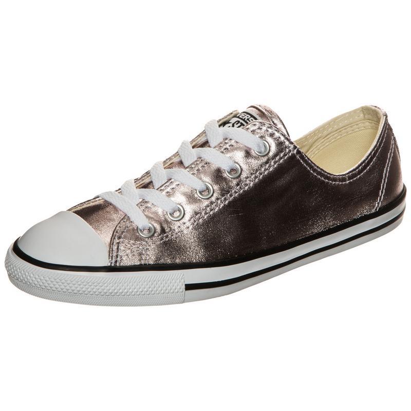 Converse Chuck Taylor All Star Dainty Sneaker Damen Roségold Weiß