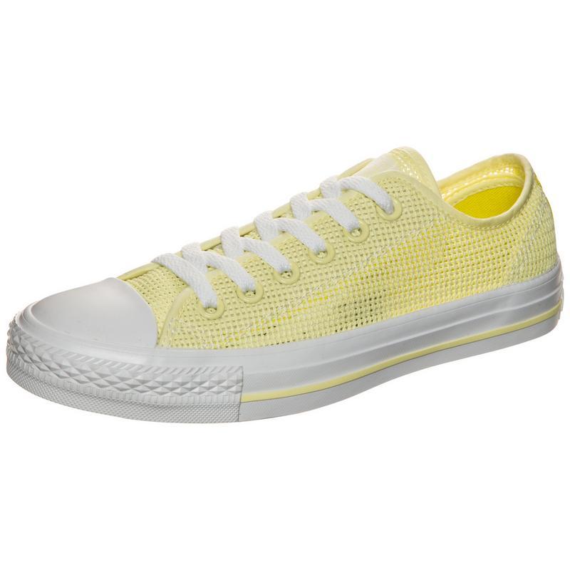 Converse »Chuck Taylor All Star« Sneaker, gelb, gelb-weiß