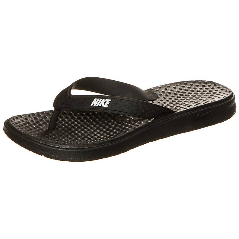 NikeSolay Thong  ZehensandalenDamen  schwarz