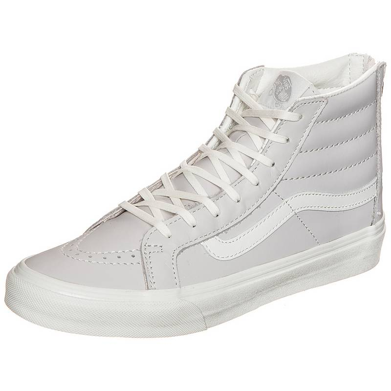 vans high damen weiß