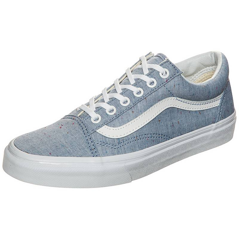 vans old skool hellblau