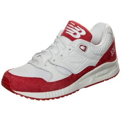 NEW BALANCE W530-ECC-B Sneaker Damen weiß / rot