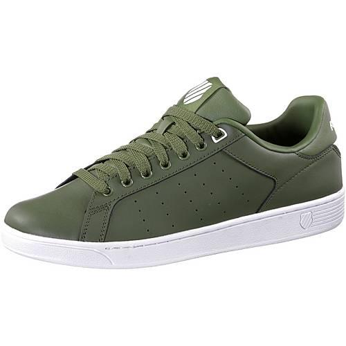 K-Swiss Clean Court Sneaker Herren grün