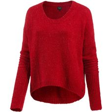 Pepe Jeans Strickpullover Damen royal red
