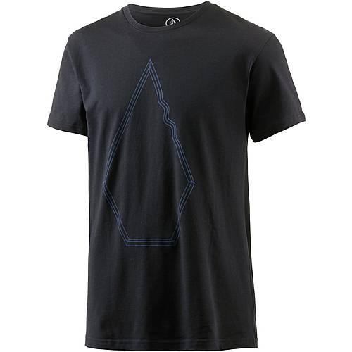 Volcom DREW BSC T-Shirt Herren BLACK