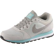 Nike WMNS MD RUNNER 2 Sneaker Damen LT OREWOOD BRN/COBBLESTONE-AURORA GREEN