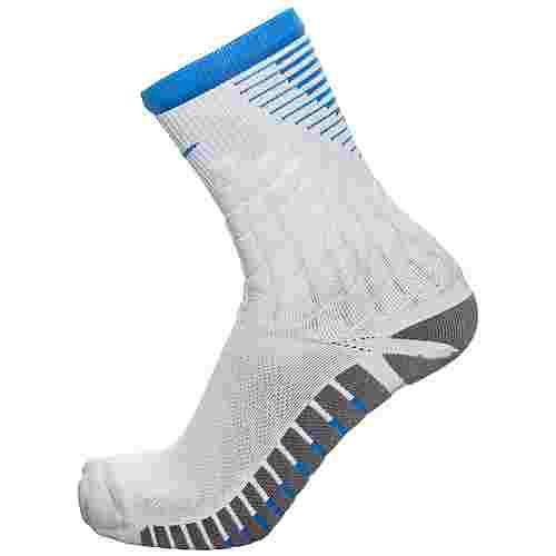 Nike Strike Hypervenom Crew Fußballstrümpfe Herren weiß / blau