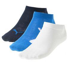 PUMA Socken Pack Kinder weiß-blau