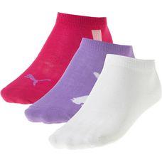 PUMA Socken Pack Kinder pink-weiß-lila