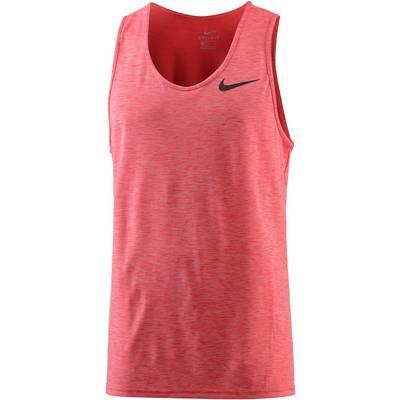 Nike Breathe Hyper Dry Funktionstank Herren rot