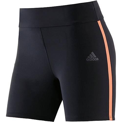 adidas Response Lauftights Damen schwarz/orange