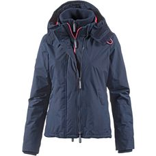 Superdry Windcheater Kapuzenjacke Damen nautical navy/lurex coral blush