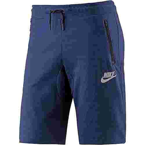 Nike AV15 Shorts Herren dunkelblau