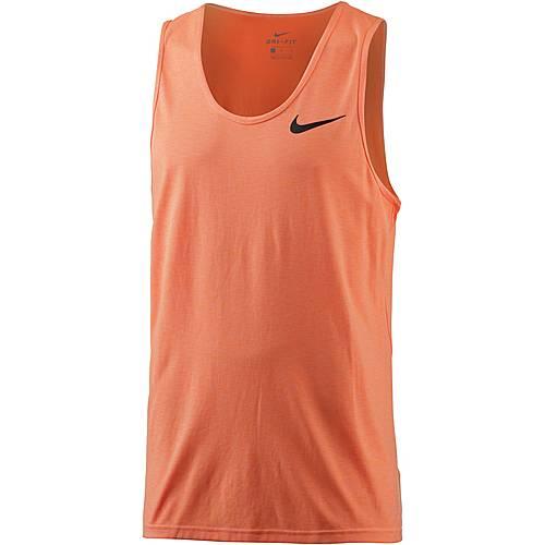 Nike Breathe Hyper Dry Funktionstank Herren orange