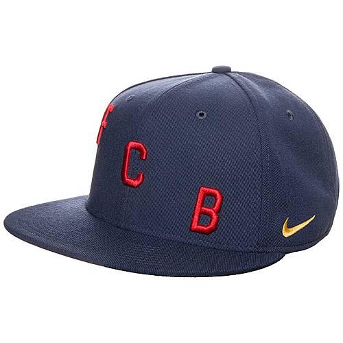 Nike FC Barcelona True Squad Cap blau / rot