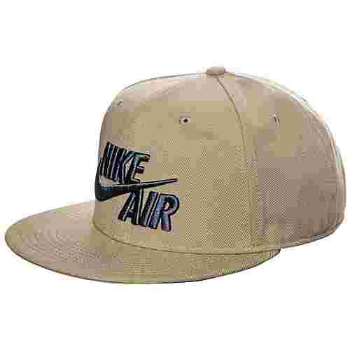 Nike Air True Cap braun / blau