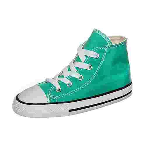 CONVERSE Chuck Taylor All Star Fresh Colors Sneaker Kinder grün / weiß