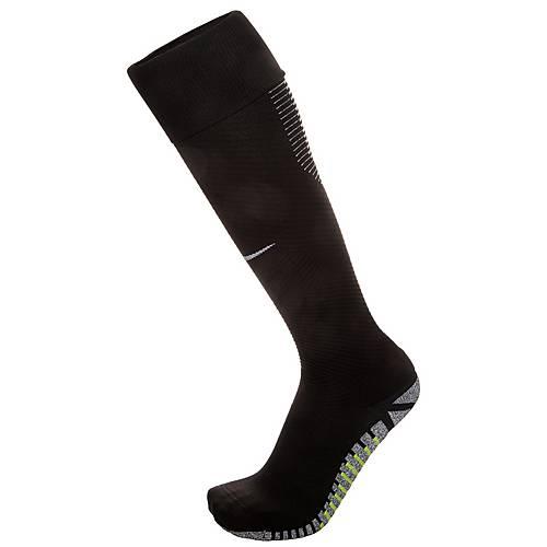 Nike Grip Strike Light Crew Fußballstrümpfe Herren schwarz / weiß