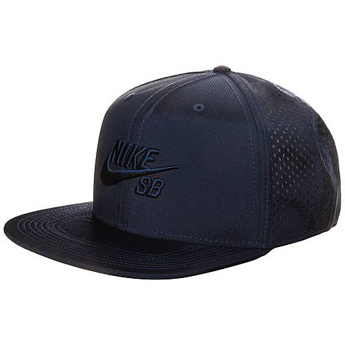 Nike SB Performance Trucker Cap dunkelblau