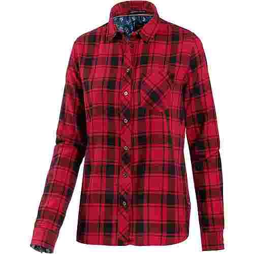 Pepe Jeans Langarmhemd Damen royal red