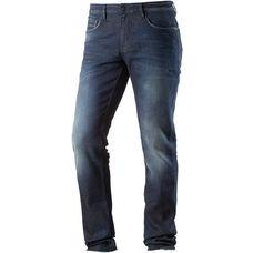 TOM TAILOR CULVER Slim Fit Jeans Herren dark stone wash denim