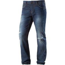 TOM TAILOR AEDAN Slim Fit Jeans Herren stone blue denim