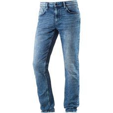 TOM TAILOR CULVER Slim Fit Jeans Herren bleached blue denim