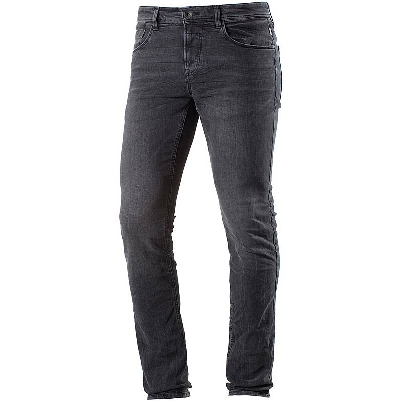 TOM TAILOR CULVER Slim Fit Jeans Herren dark stone black denim im ... 96cae183b0
