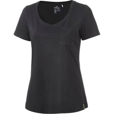 Kathmandu Fairtrade T-Shirt Damen black