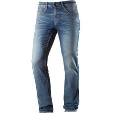 TOM TAILOR AEDAN Slim Fit Jeans Herren light stone blue denim
