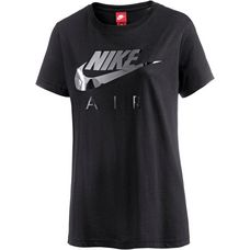 Nike NSW TEE AIR T-Shirt Damen BLACK
