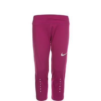 Nike Power Epic Lauftights Kinder fuchsia / weiß