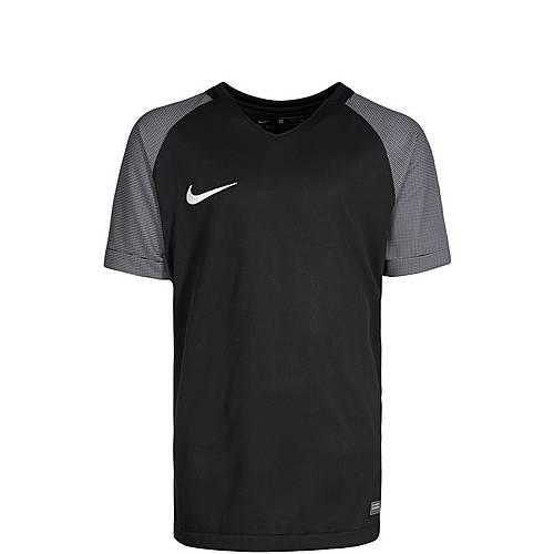 Nike Dry Revolution Funktionsshirt Kinder schwarz / weiß
