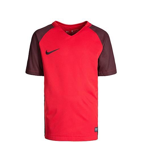 Nike Dry Revolution Funktionsshirt Kinder rot / dunkelrot