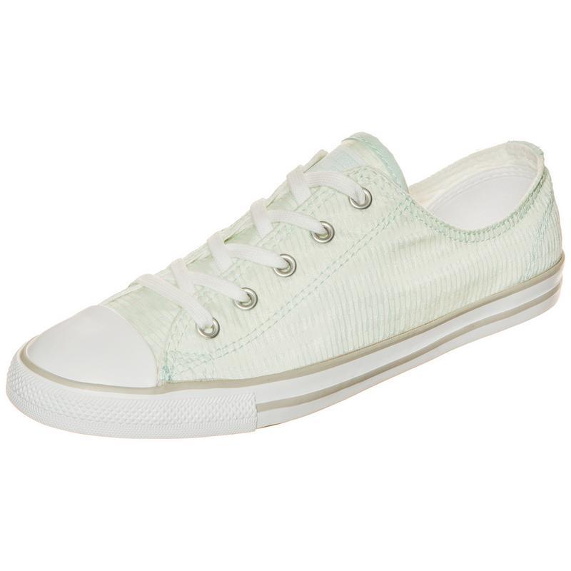 Converse Chuck Taylor All Star Dainty Sneaker Damen Mint Weiß Im