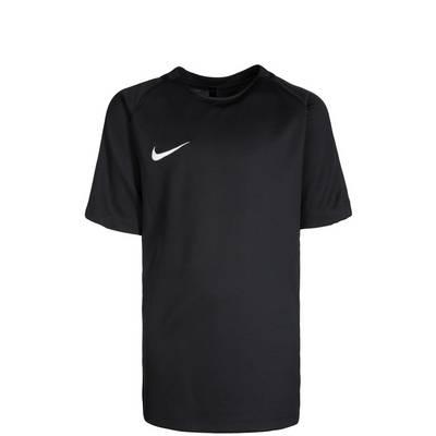 Nike Dry Squad 17 Funktionsshirt Kinder schwarz / weiß